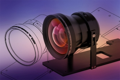 Custom Conversion Lens Solutions for Small Format 4K photo