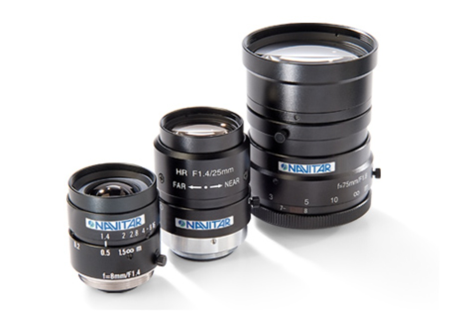"Navitar Machine Vision - 1"" Format Lenses photo"