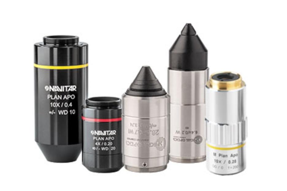 Microscope Objectives photo